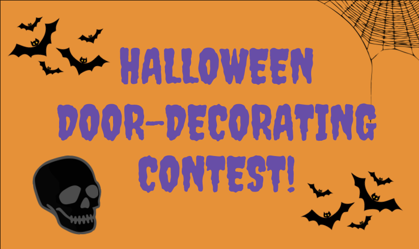 Halloween Door Decorating Contest 2018
